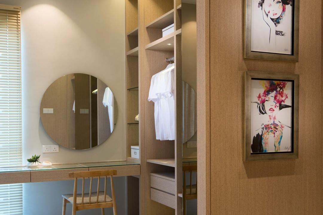 Batu Maung, Penang, Nevermore Group, Bedroom, Landed, Indoors, Interior Design, Art, Modern Art, Painting