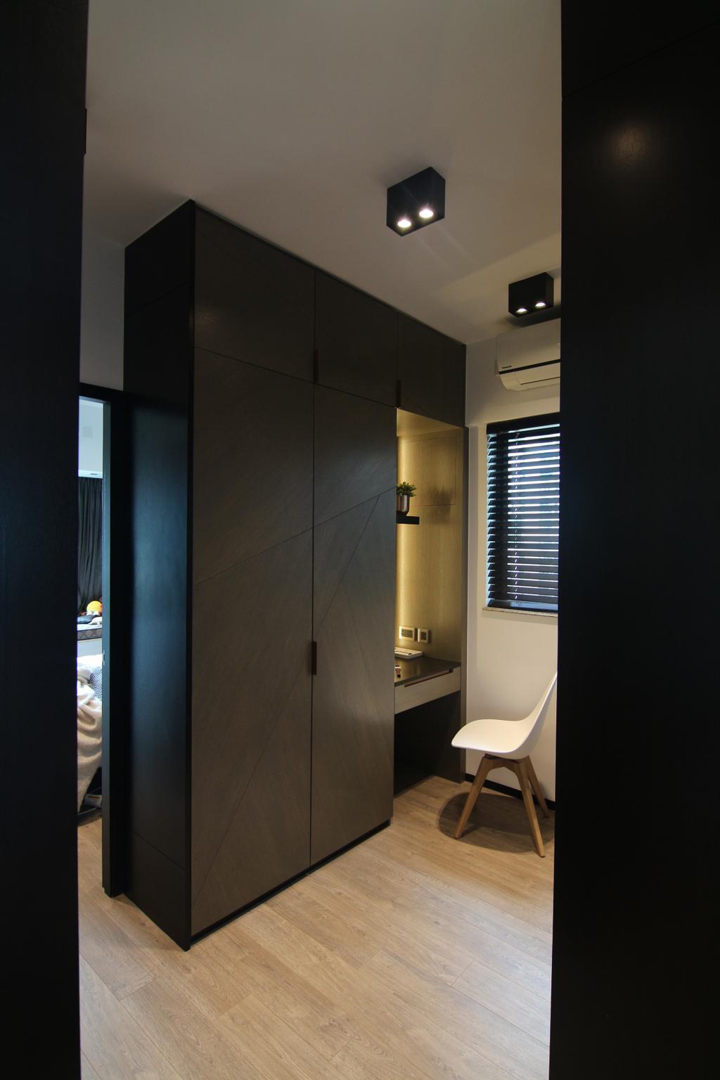 私家樓, 書房, 珀麗灣, 室內設計師, Bel Concetto