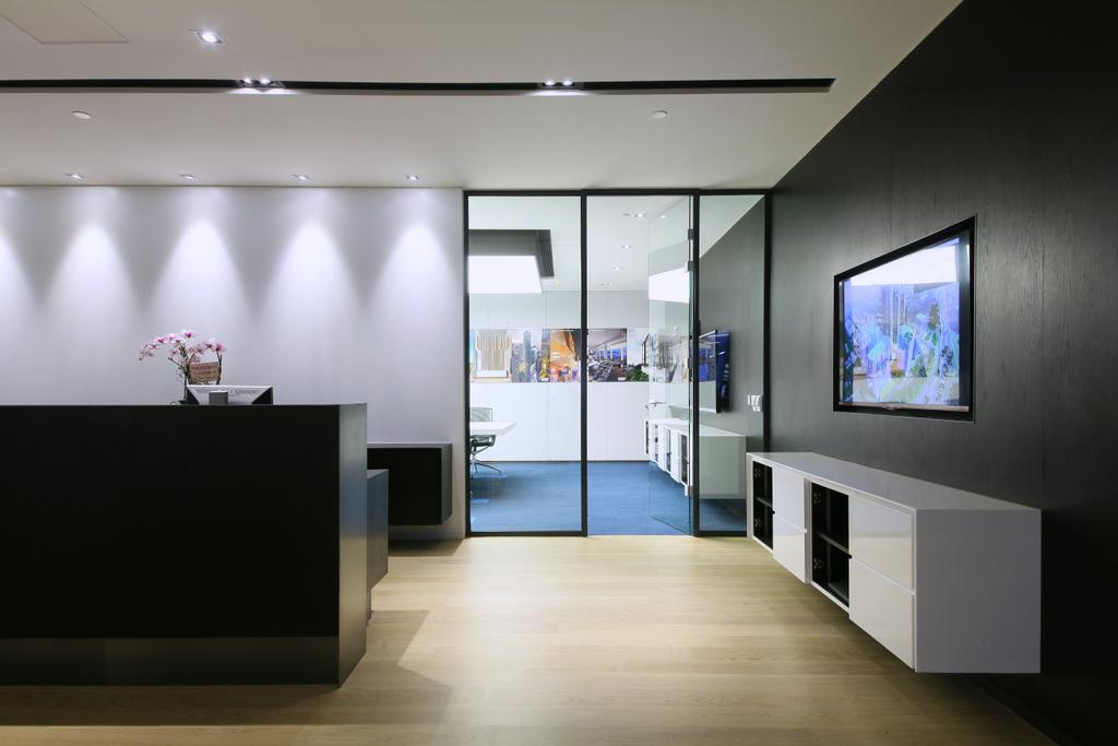 Woods Bagot-High, 商用, 室內設計師, 泛高設計事務所, 摩登, Furniture, Sideboard, Flooring