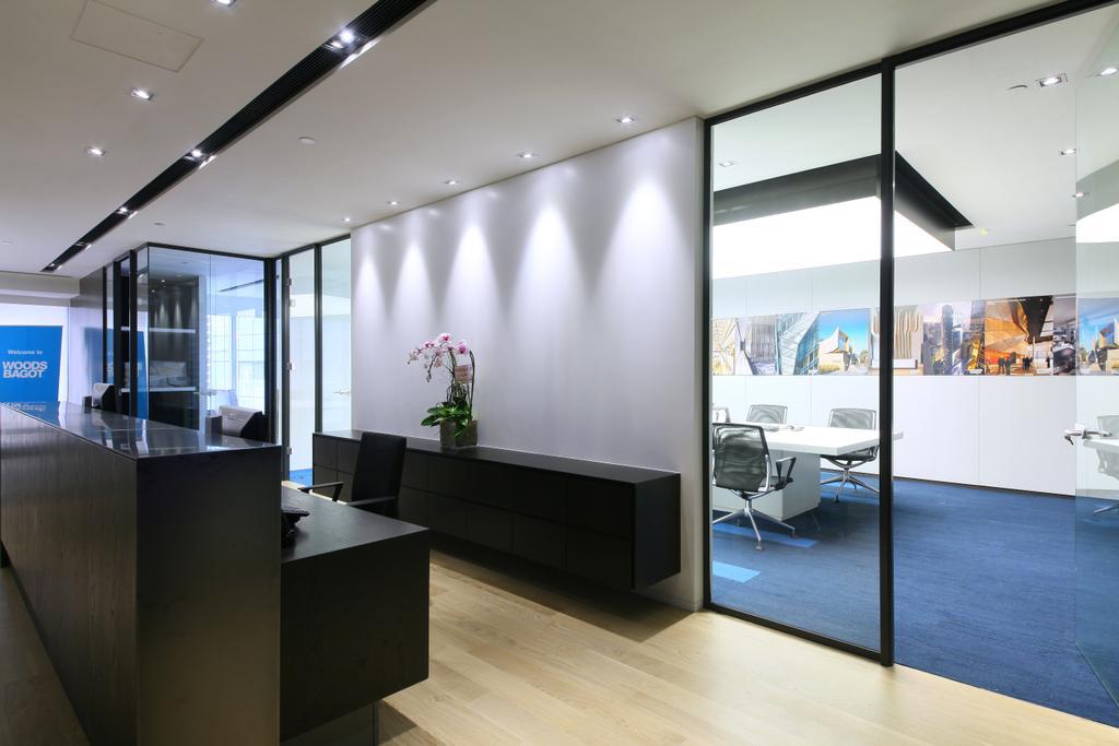 Woods Bagot-High, 商用, 室內設計師, 泛高設計事務所, 摩登, Furniture, Sideboard