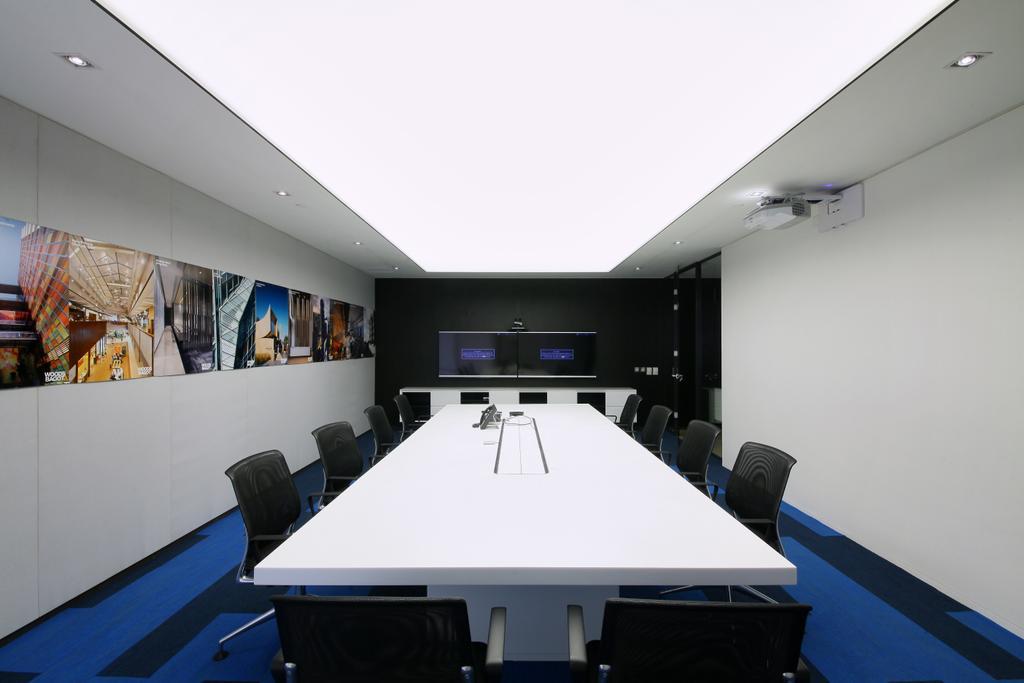 Woods Bagot-High, 商用, 室內設計師, 泛高設計事務所, 摩登, Conference Room, Indoors, Meeting Room, Room