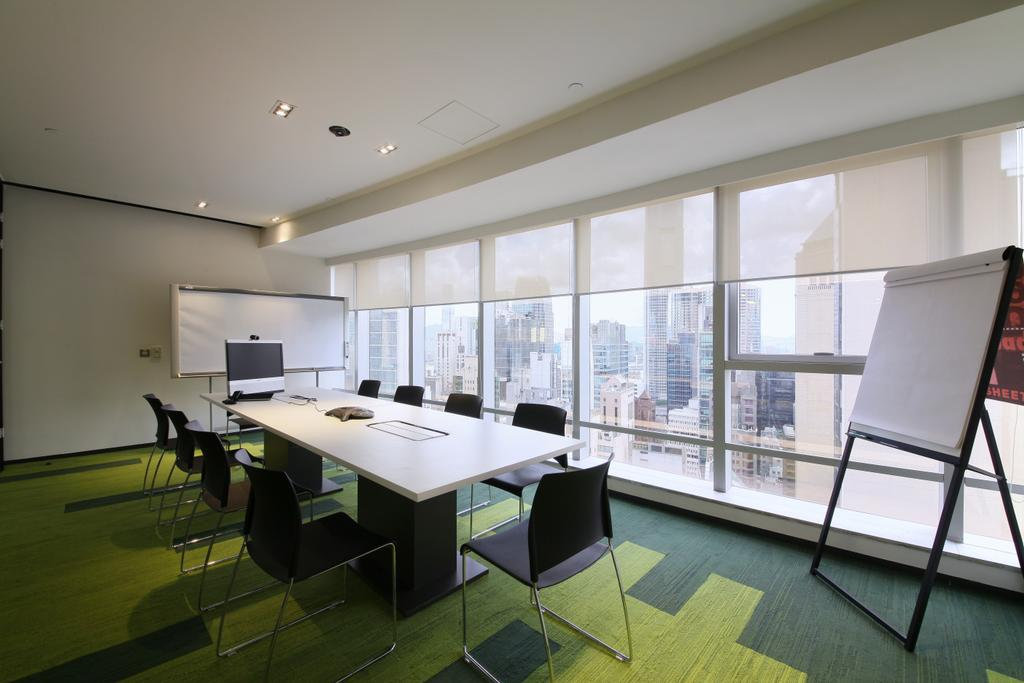 Woods Bagot-High, 商用, 室內設計師, 泛高設計事務所, 摩登, Conference Room, Indoors, Meeting Room, Room, Chair, Furniture, Dining Table, Table