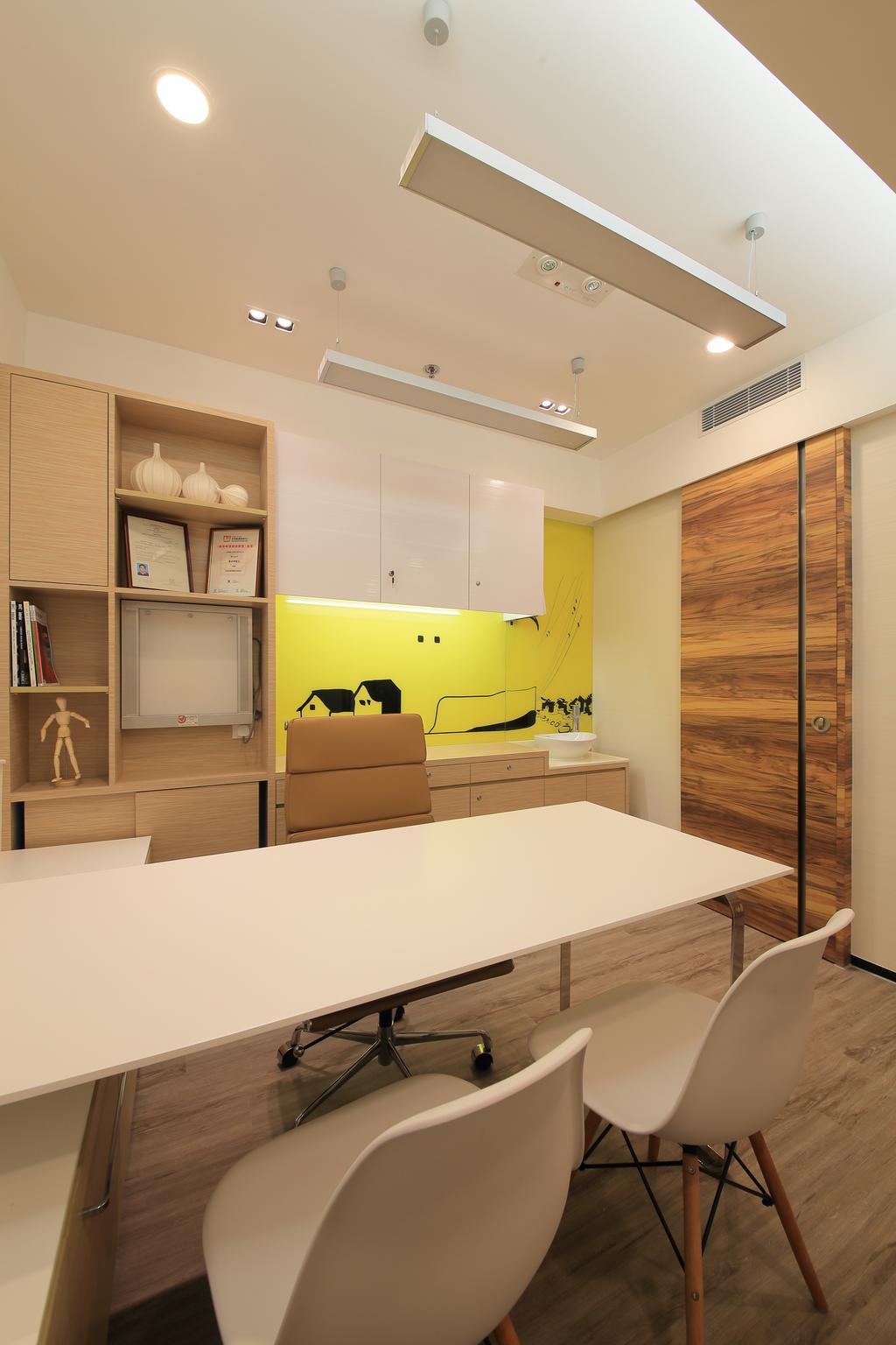 Dr. Lawrence, 商用, 室內設計師, 泛高設計事務所, 摩登, Indoors, Interior Design, Shelf