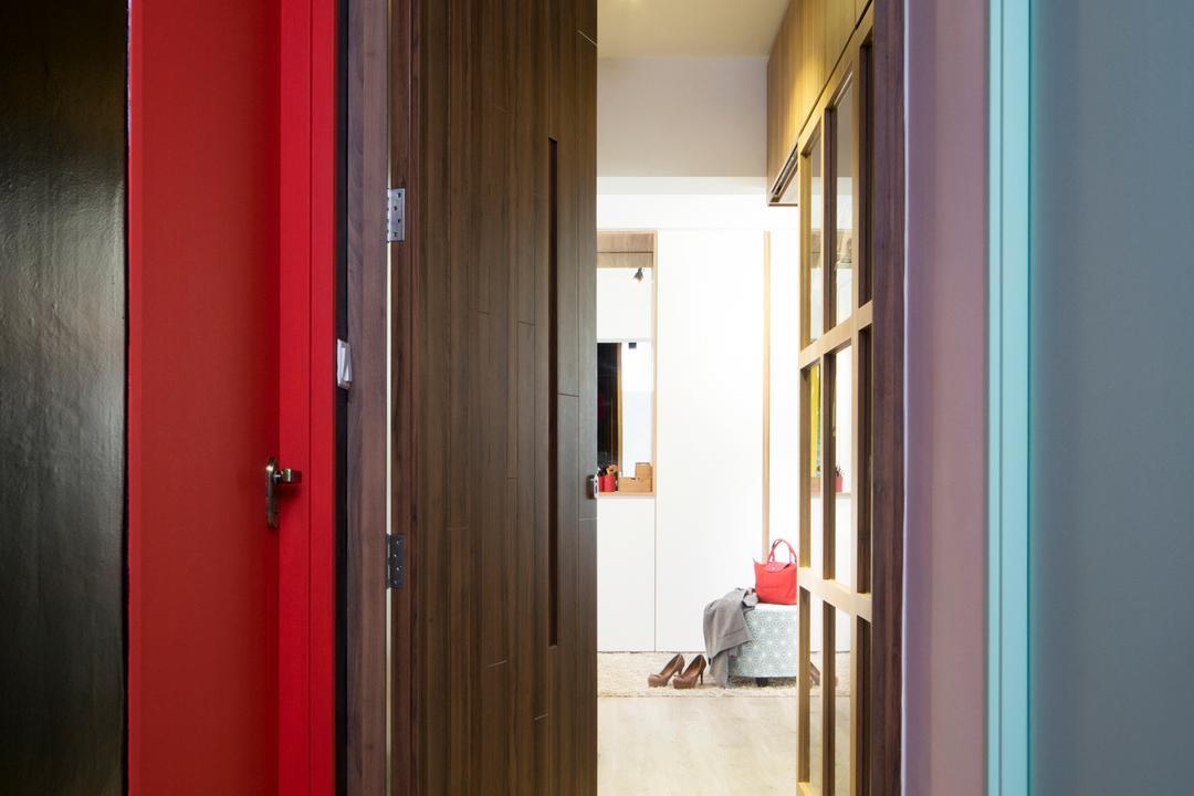 . Bedroom Doors   Interior Design Singapore   Interior Design Ideas
