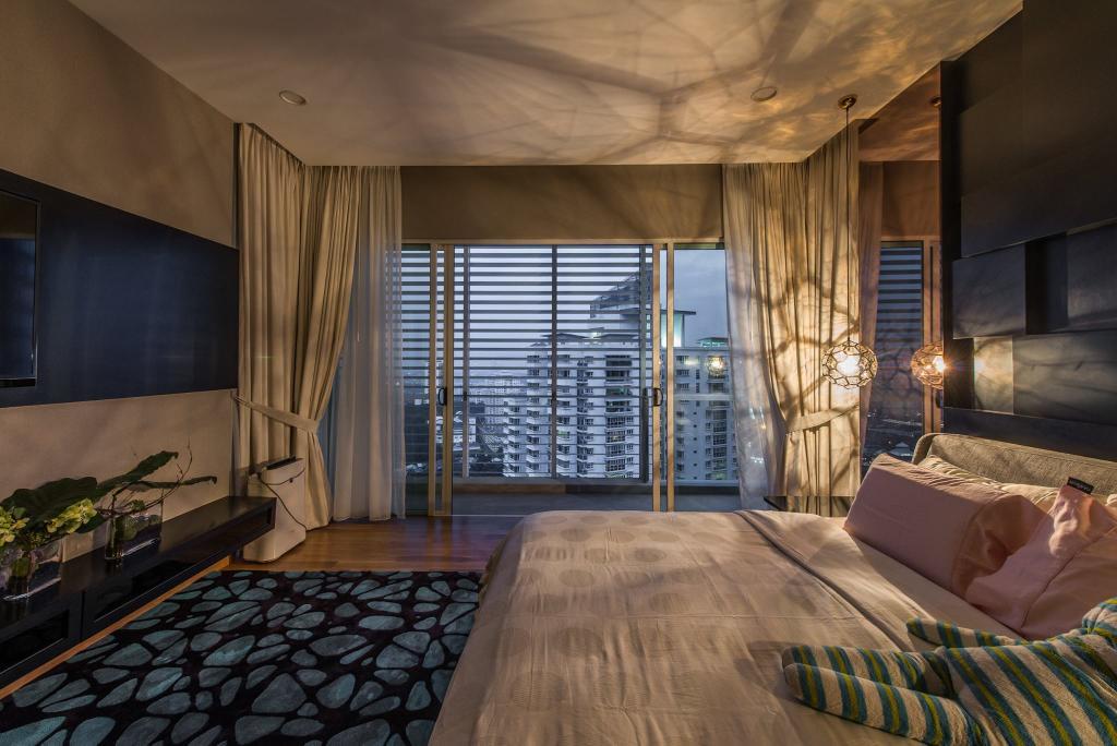 Eclectic, Condo, Living Room, Mont Kiara 28, Interior Designer, EDI: Essential Design Integrated