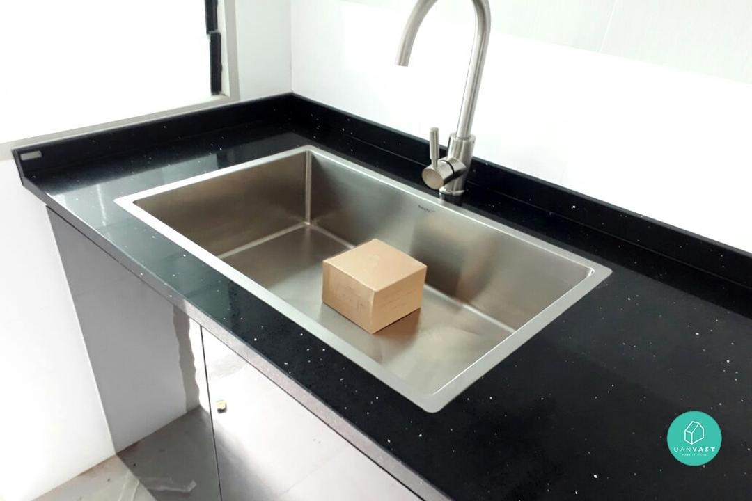 iQuartz Hachi Sink