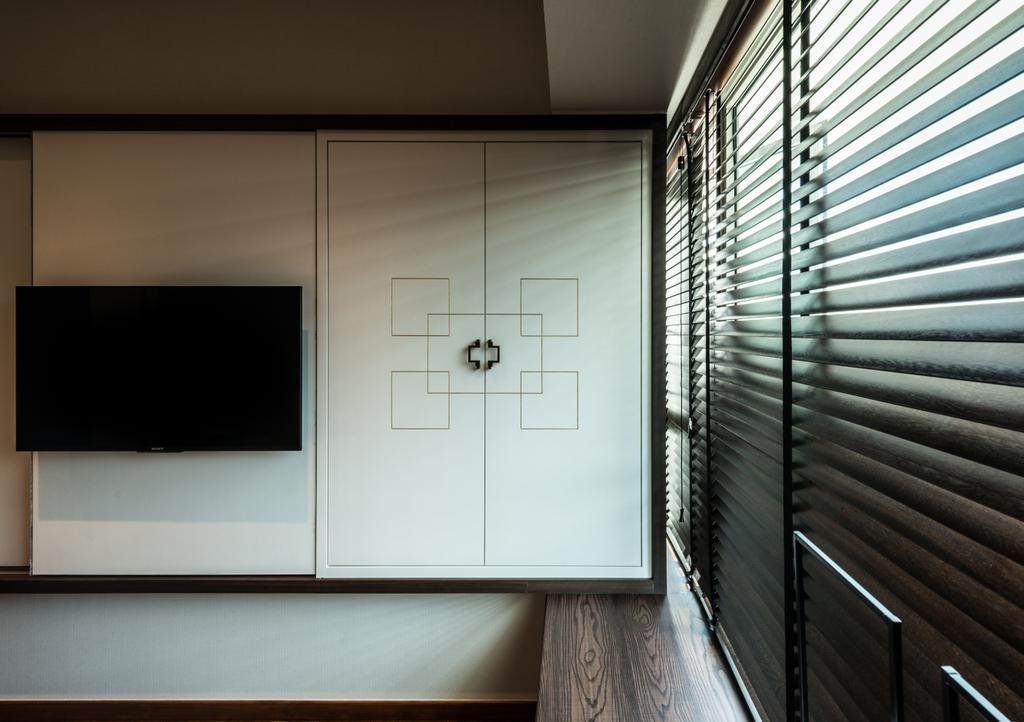 Traditional, HDB, Bedroom, Trivista, Interior Designer, Mr Shopper Studio