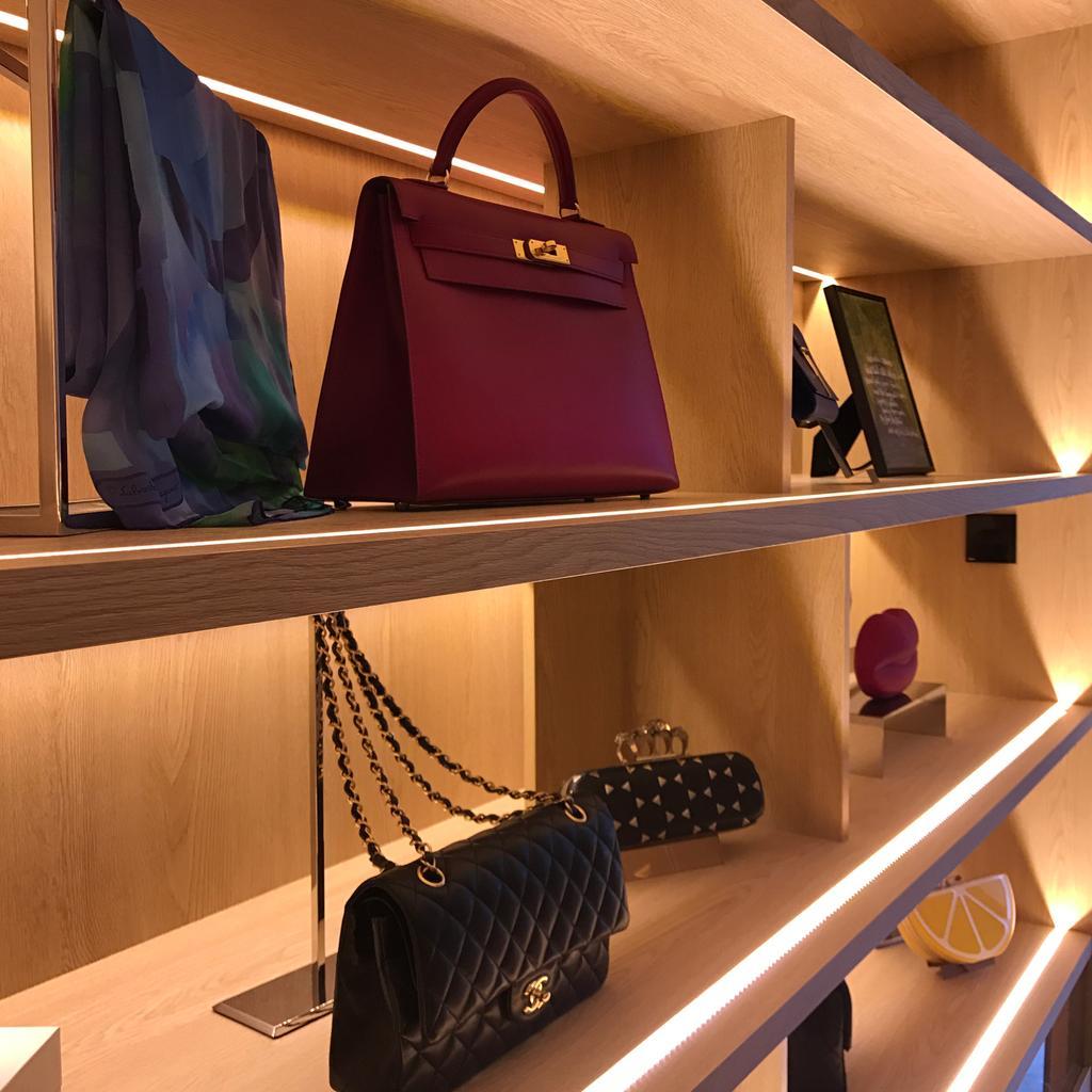 Contemporary, Landed, Bishopgate, Interior Designer, Mr Shopper Studio, Accessories, Bag, Handbag, Purse