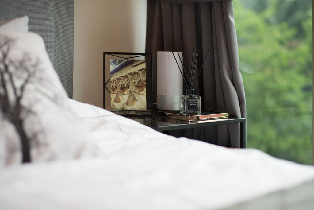 Scandinavian, Condo, Sea Horizon, Interior Designer, Mr Shopper Studio, Bed, Furniture