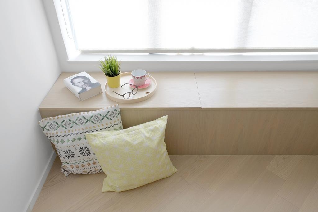 簡約, 私家樓, 睡房, 黃埔花園, 室內設計師, Studio Roof