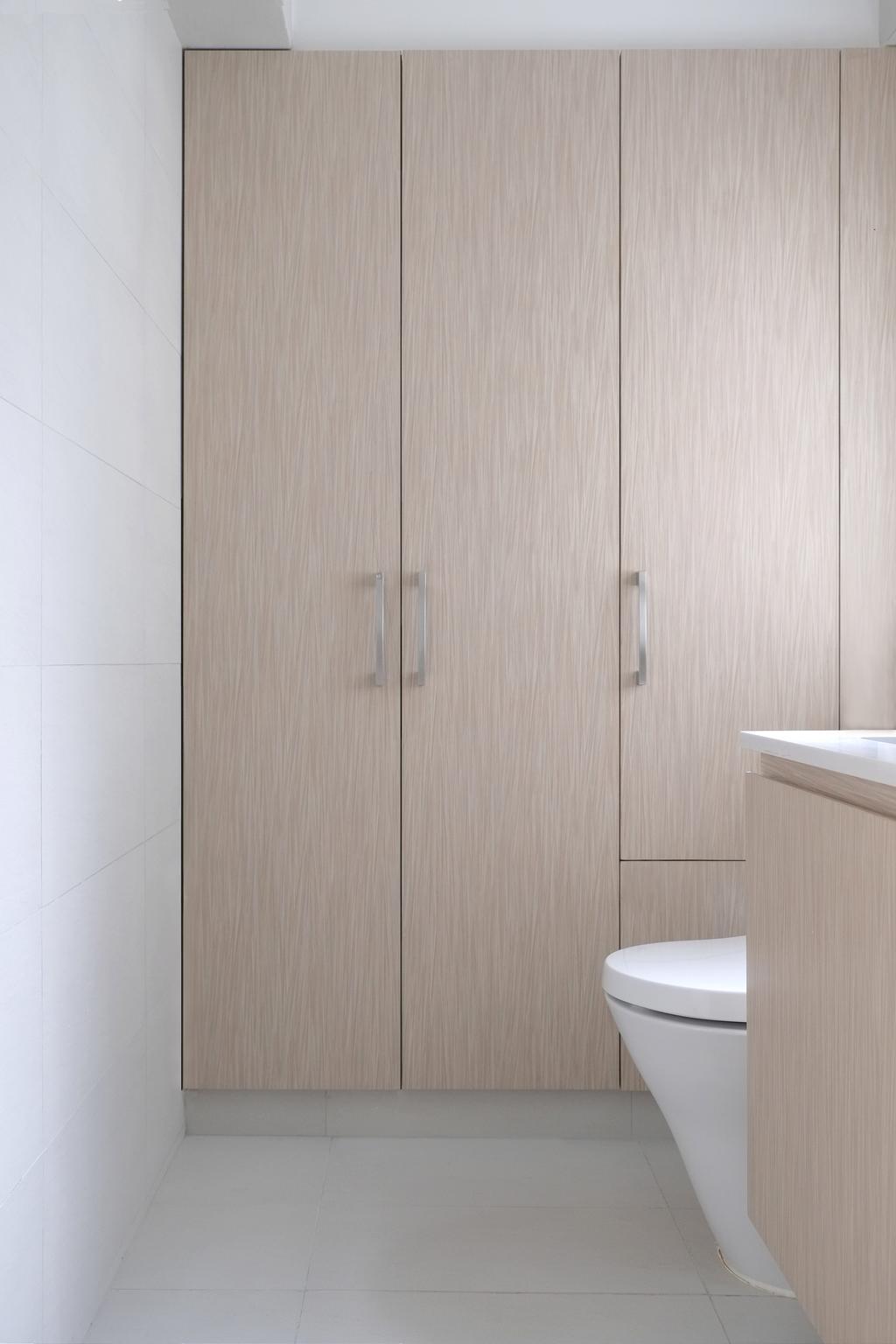 簡約, 私家樓, 浴室, 黃埔花園, 室內設計師, Studio Roof