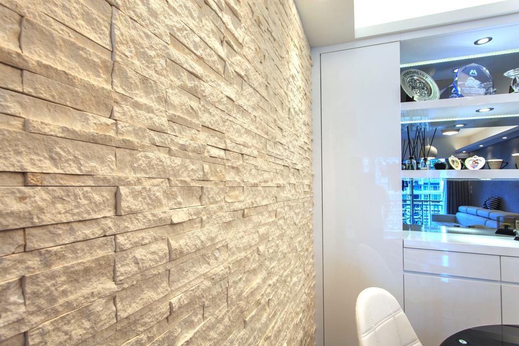 摩登, 私家樓, 客廳, 泓景臺, 室內設計師, Homing Interior Design, Hardwood, Wood