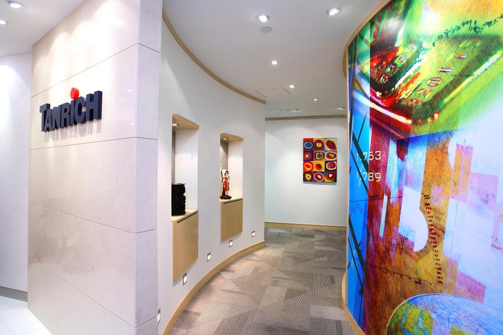 中環廣場, 商用, 室內設計師, Deco Farmer Studio, 摩登, 隨性, Corridor, Art