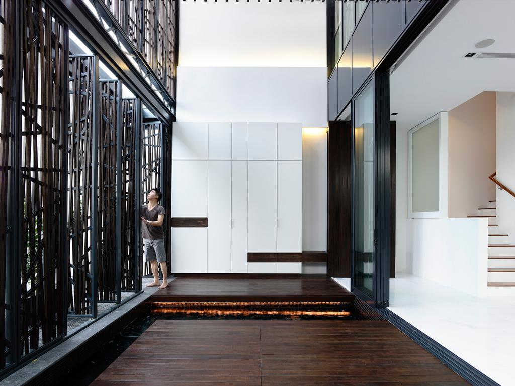 Contemporary, Landed, Bowmont Gardens, Architect, HYLA Architects, Indoors, Interior Design