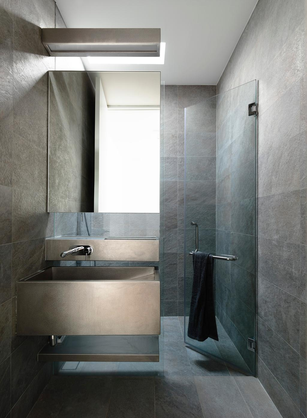 Contemporary, Landed, Bathroom, Bowmont Gardens, Architect, HYLA Architects, Indoors, Interior Design, Room