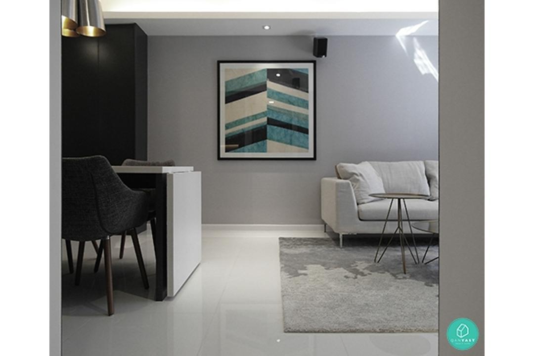 LuC-RiverParc-Monochrome-Living-Room-Hallway