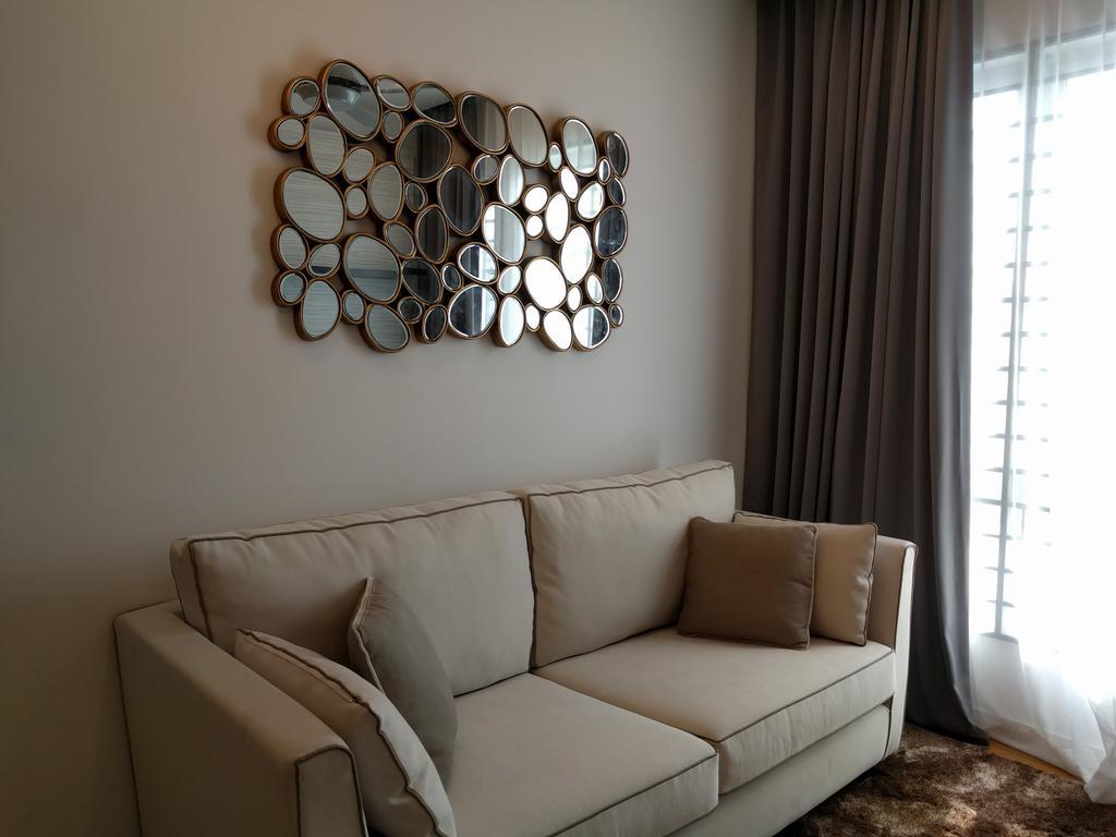 Contemporary, Landed, Desiran Bayu Kuala Lumpur, Interior Designer, EA Alam Reka, Couch, Furniture
