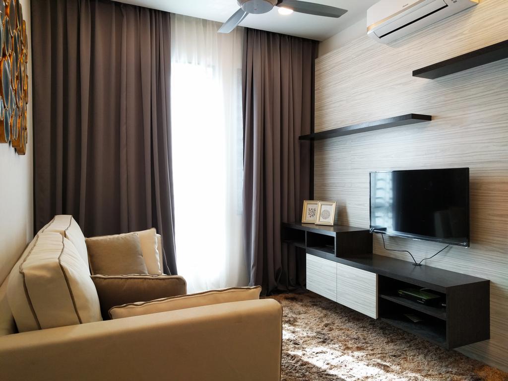 Contemporary, Landed, Desiran Bayu Kuala Lumpur, Interior Designer, EA Alam Reka, Indoors, Interior Design, Furniture, Sideboard