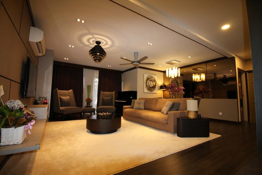 Modern, Condo, City Garden, Bukit Bintang, Interior Designer, EA Alam Reka, Eclectic, Flora, Jar, Plant, Potted Plant, Pottery, Vase