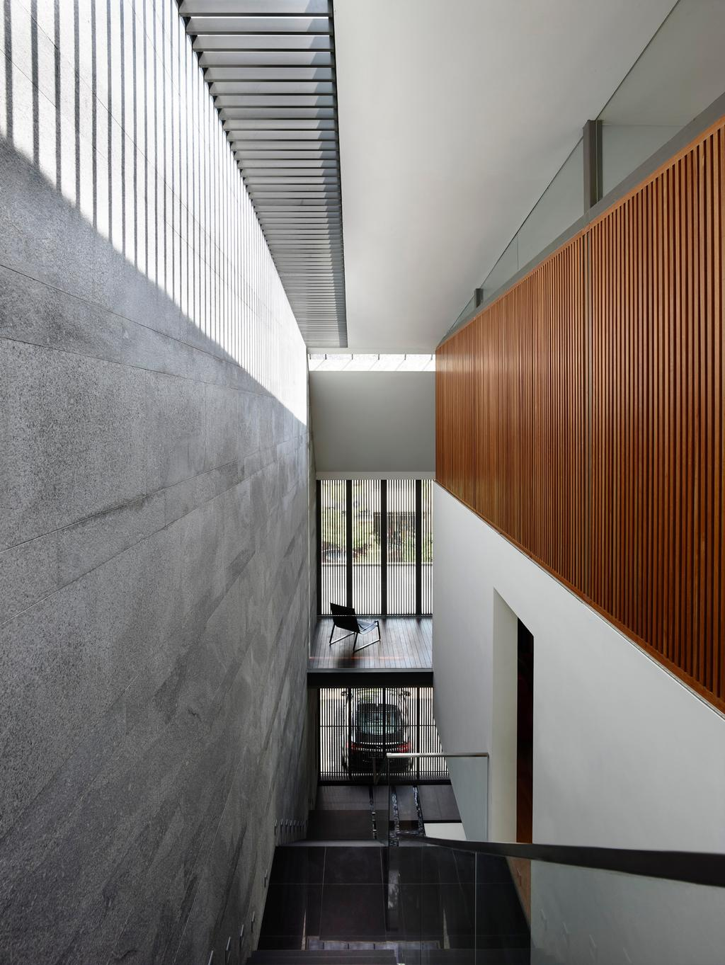 Modern, Landed, Faber Avenue, Architect, HYLA Architects, Indoors, Interior Design, Flooring