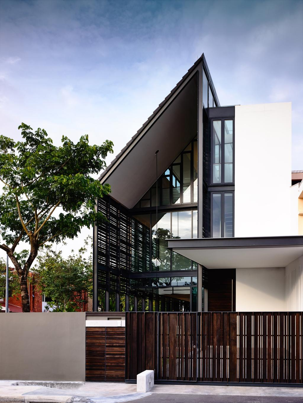 Contemporary, Landed, Faber Terrace, Architect, HYLA Architects, Window