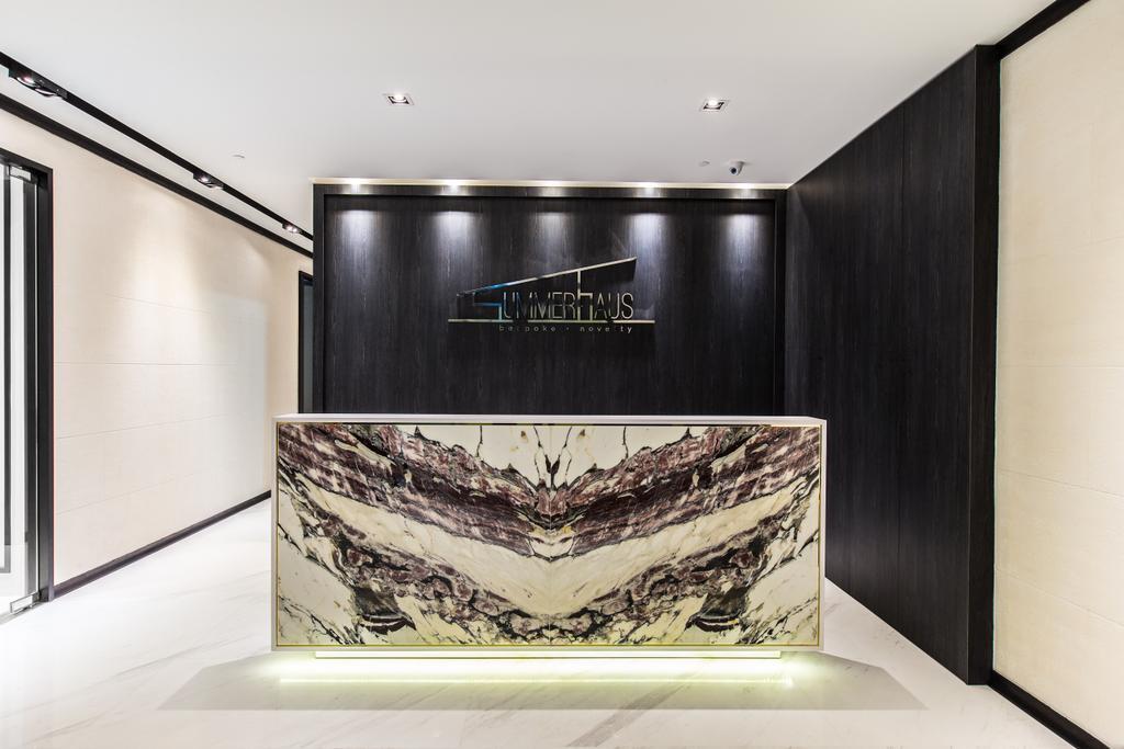 Summerhaus Office, Commercial, Interior Designer, Summerhaus D'zign, Contemporary