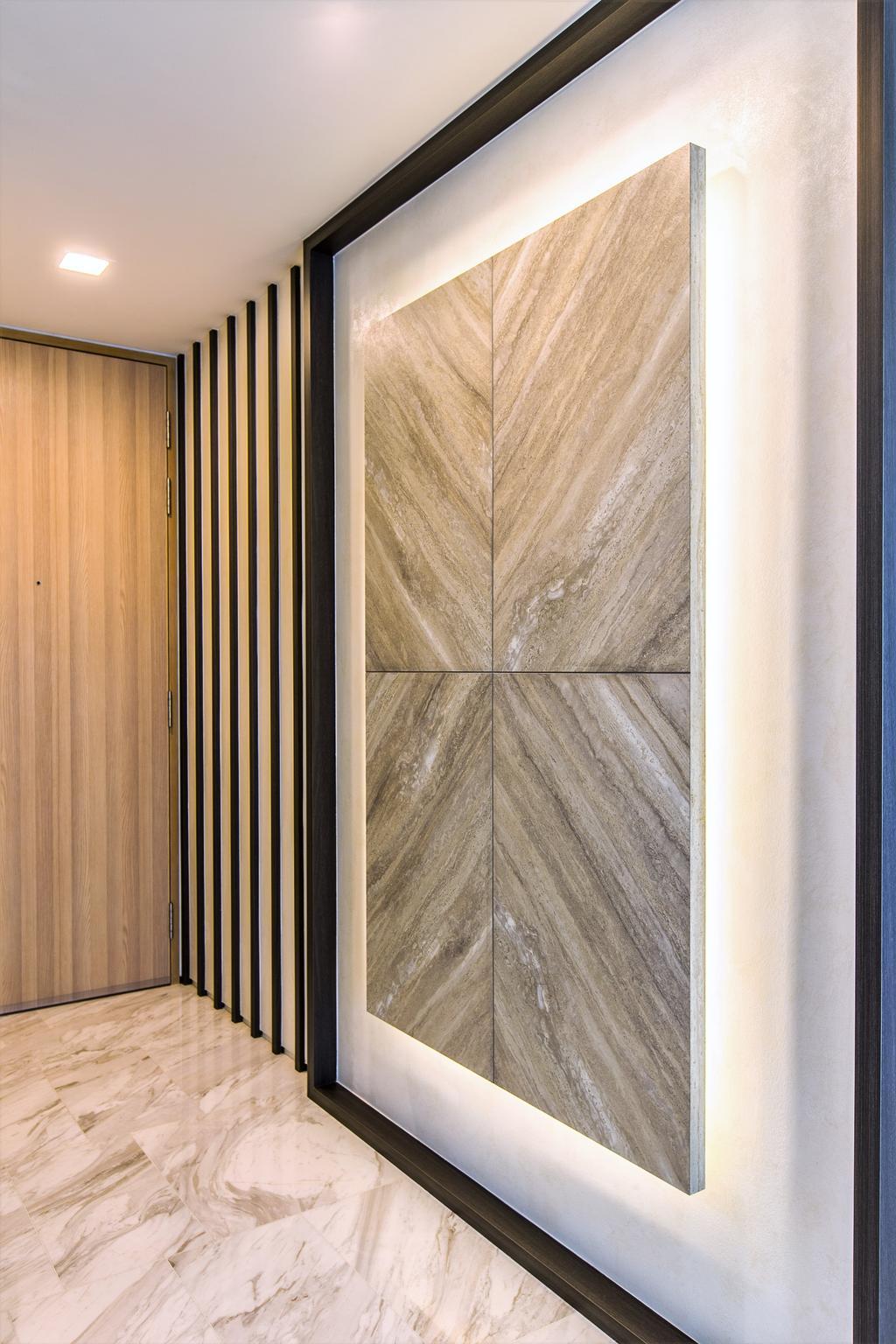 Modern, Condo, Living Room, The Sorrento, Interior Designer, Summerhaus D'zign, Wood