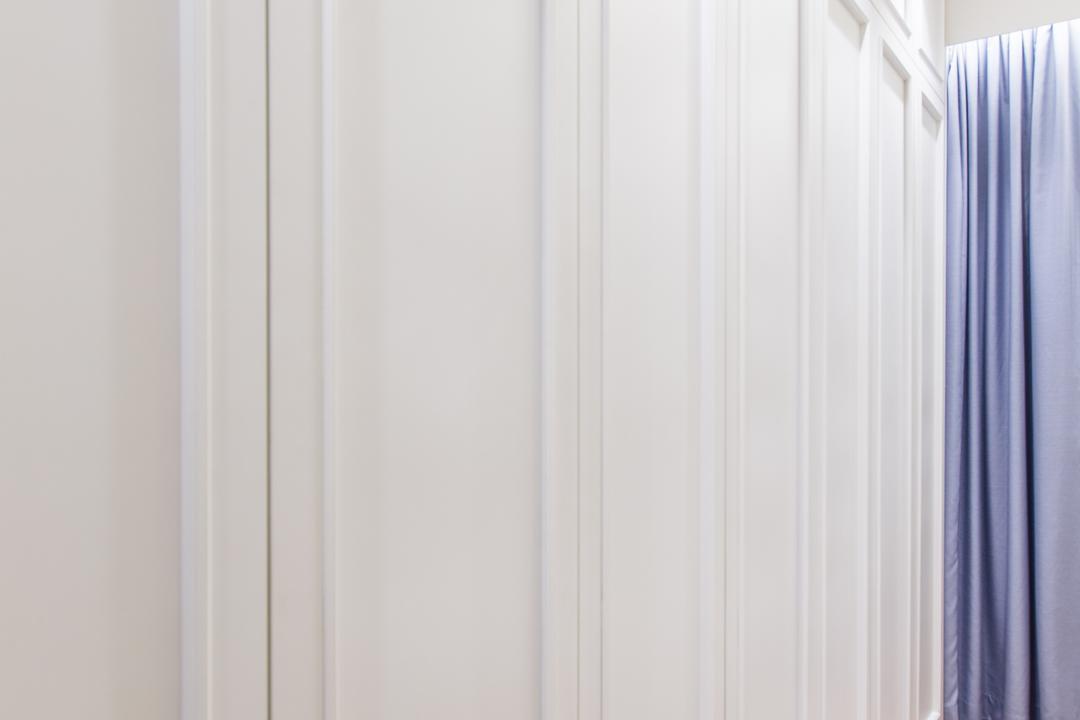 The Tessarina, Summerhaus D'zign, Modern, Bedroom, Condo, Curtain, Home Decor, Shower Curtain, Door, Folding Door