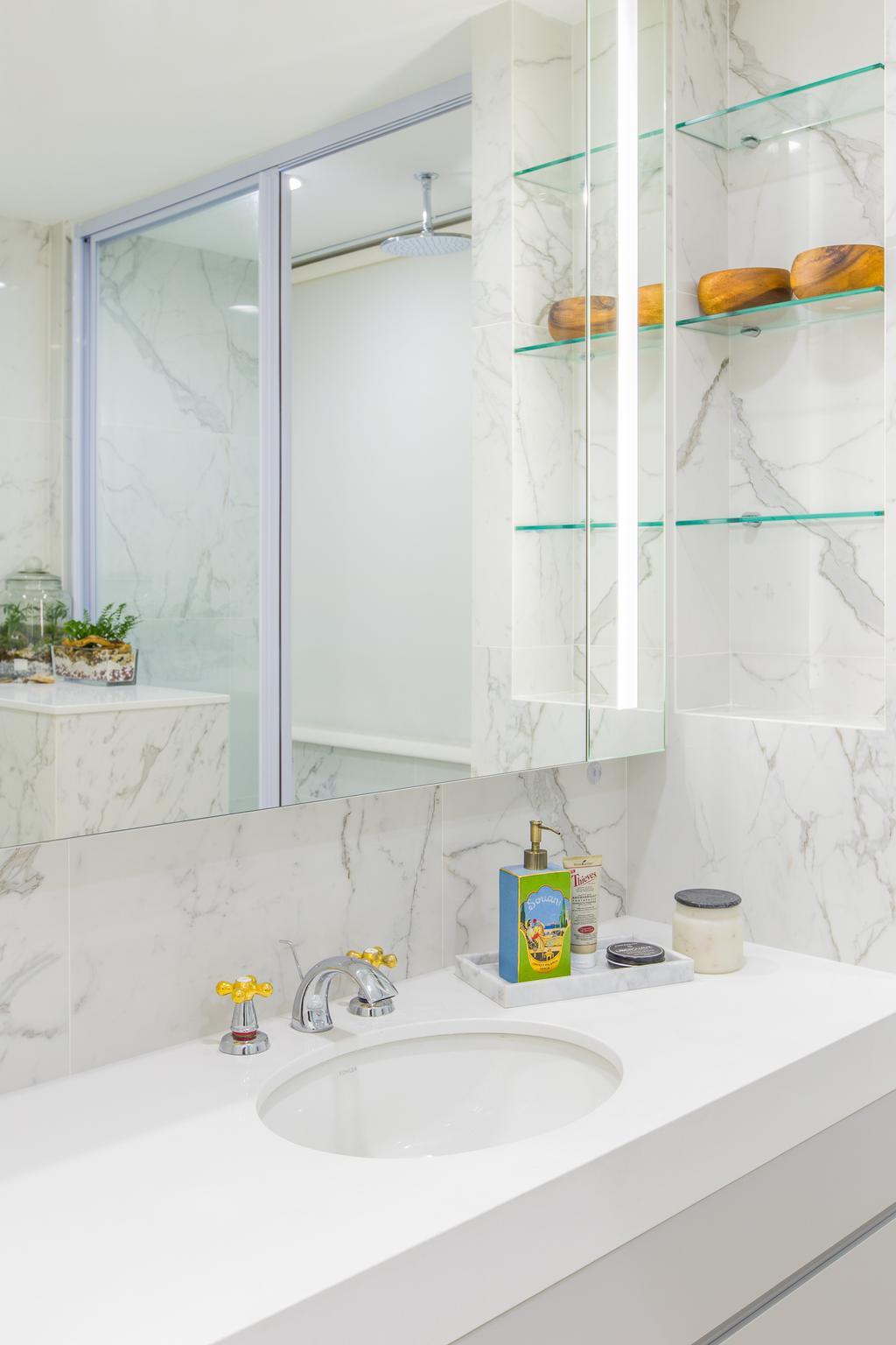 Modern, Condo, Bathroom, The Tessarina, Interior Designer, Summerhaus D'zign
