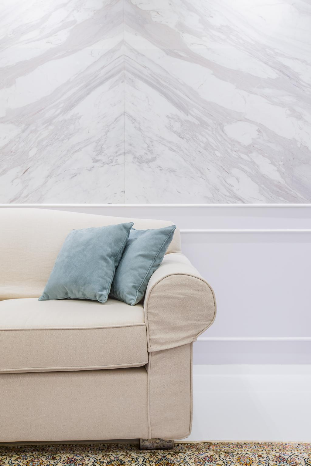 Modern, Condo, Living Room, The Tessarina, Interior Designer, Summerhaus D'zign, Couch, Furniture