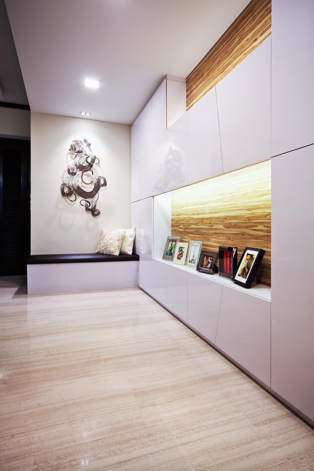 Modern, Condo, Living Room, Maplewoods, Interior Designer, Summerhaus D'zign, Indoors, Interior Design, Art, Art Gallery