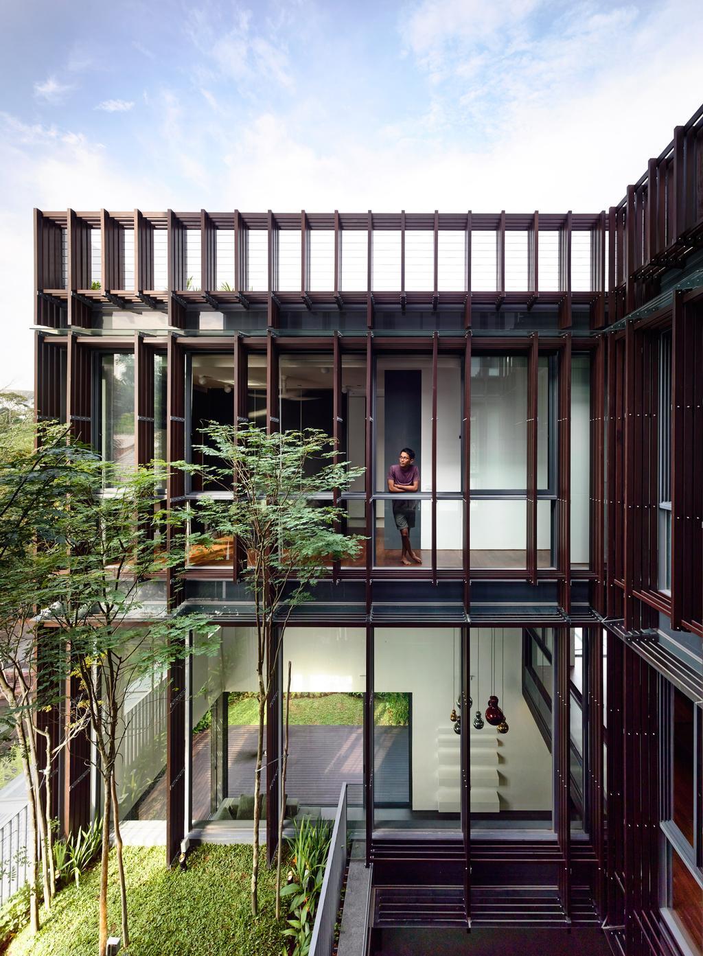 Contemporary, Landed, Greenbank Park, Architect, HYLA Architects