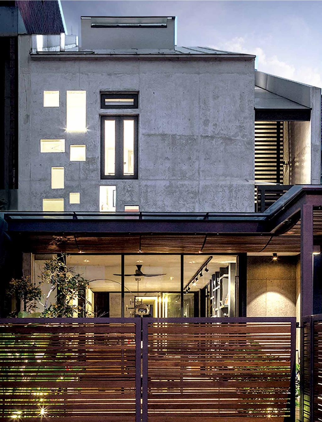 Contemporary, Landed, Belimbing Avenue, Architect, HYLA Architects, Flora, Jar, Plant, Potted Plant, Pottery, Vase