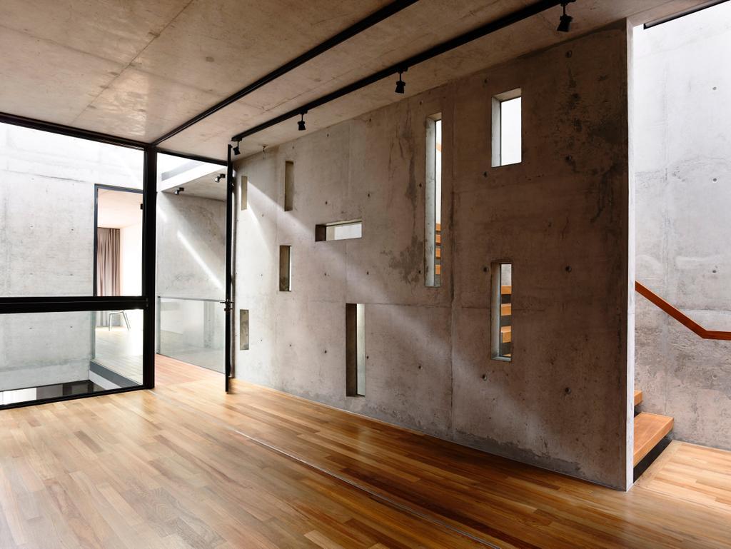 Contemporary, Landed, Belimbing Avenue, Architect, HYLA Architects, Floor