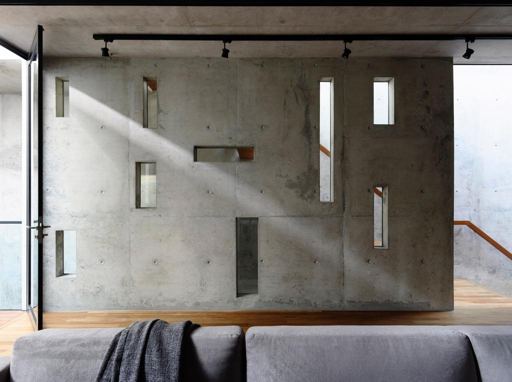 Contemporary, Landed, Belimbing Avenue, Architect, HYLA Architects
