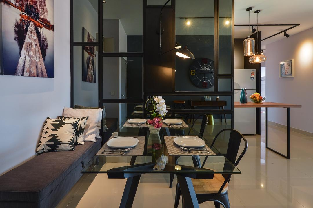 Kiara Court, Nilai Impian by SQFT Space Design Management