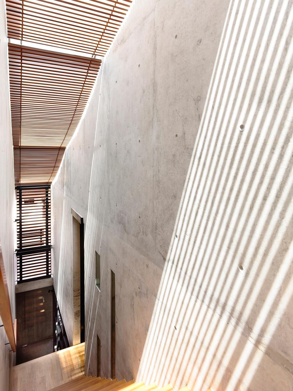 Contemporary, Landed, Belimbing Avenue, Architect, HYLA Architects, Boardwalk, Bridge, Building