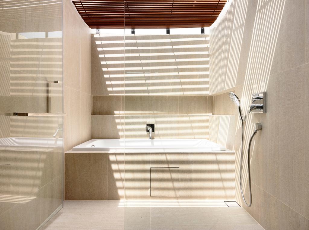 Contemporary, Landed, Bathroom, Belimbing Avenue, Architect, HYLA Architects