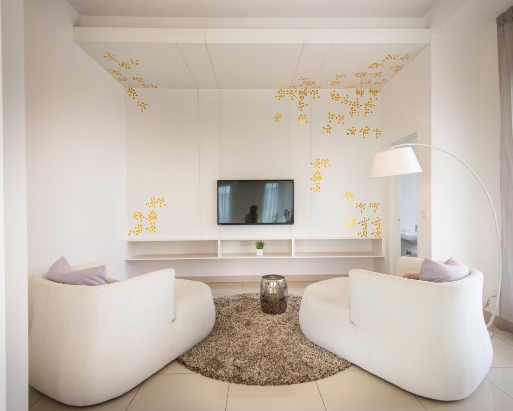 Minimalistic, Landed, Setia Ecohill, Semenyih, Interior Designer, SQFT Space Design Management, Modern, Indoors, Interior Design