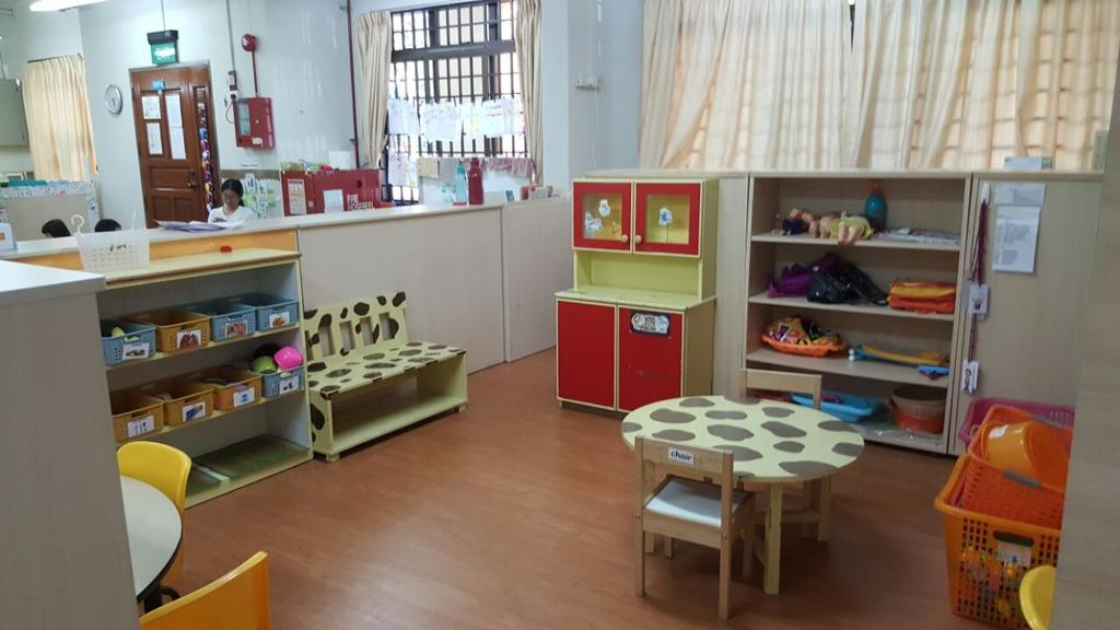 Sunflower Kindergarten, Commercial, Interior Designer, Interior Diary, Minimalistic, Dining Table, Furniture, Table, Chair