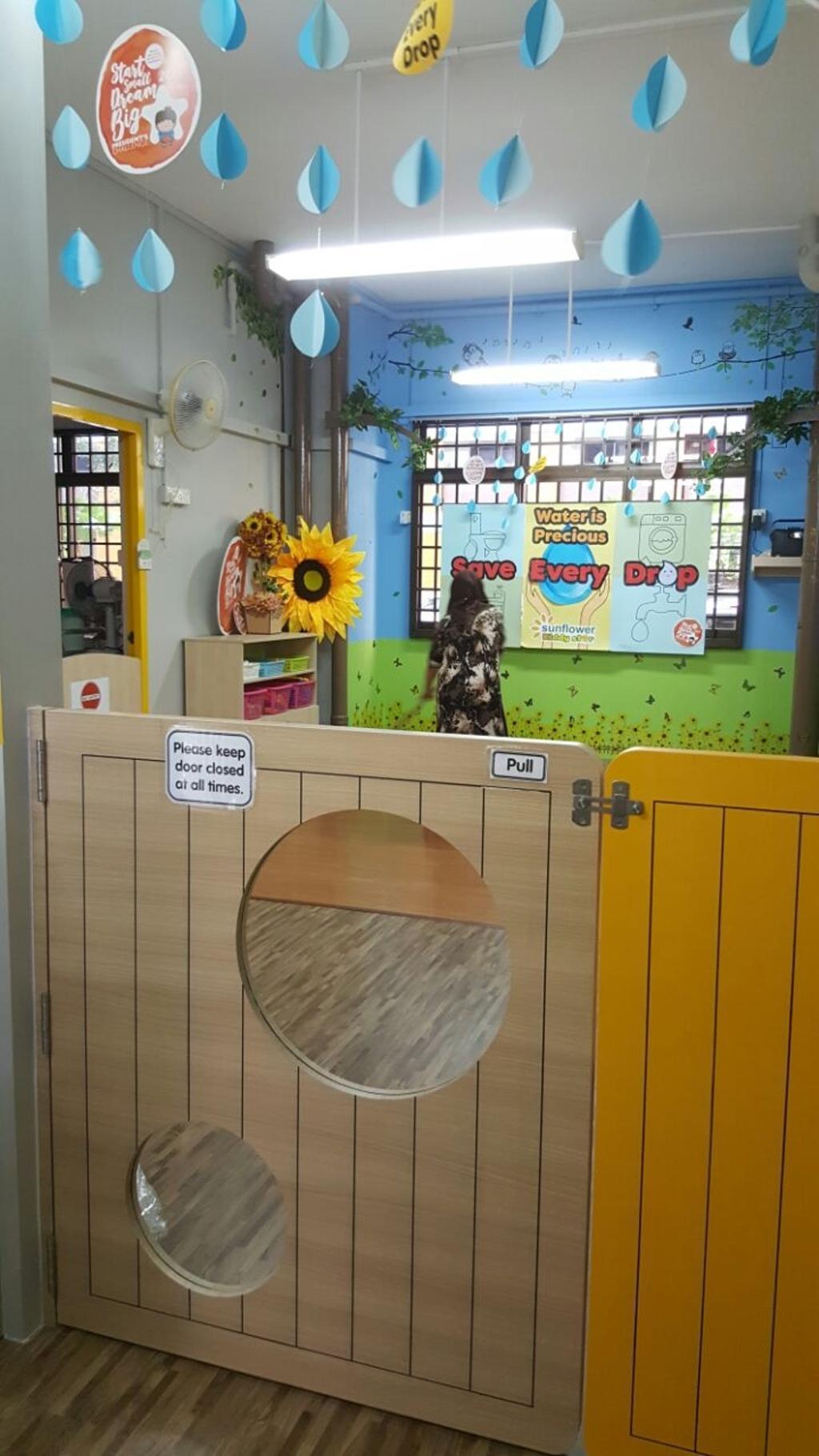 Sunflower Kindergarten, Commercial, Interior Designer, Interior Diary, Minimalistic, Human, People, Person