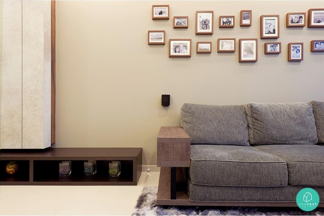 Dyel-Design-Punggol-Prive-Living-Room-Gallery-Wall