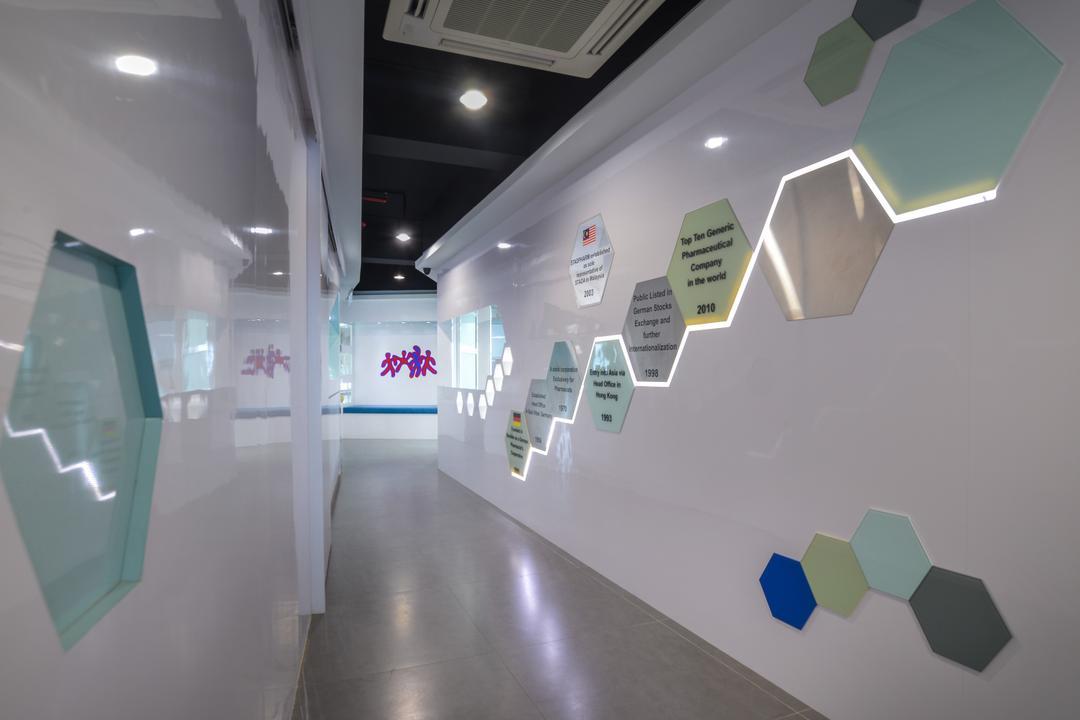 Oasis Damansara, SQFT Space Design Management, Modern, Minimalist, Contemporary, Commercial, Aluminium