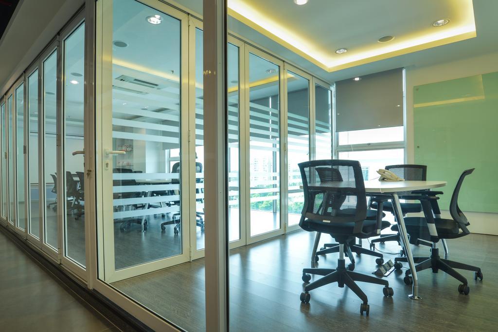 Oasis Damansara, Commercial, Interior Designer, SQFT Space Design Management, Modern, Minimalistic, Contemporary, Chair, Furniture