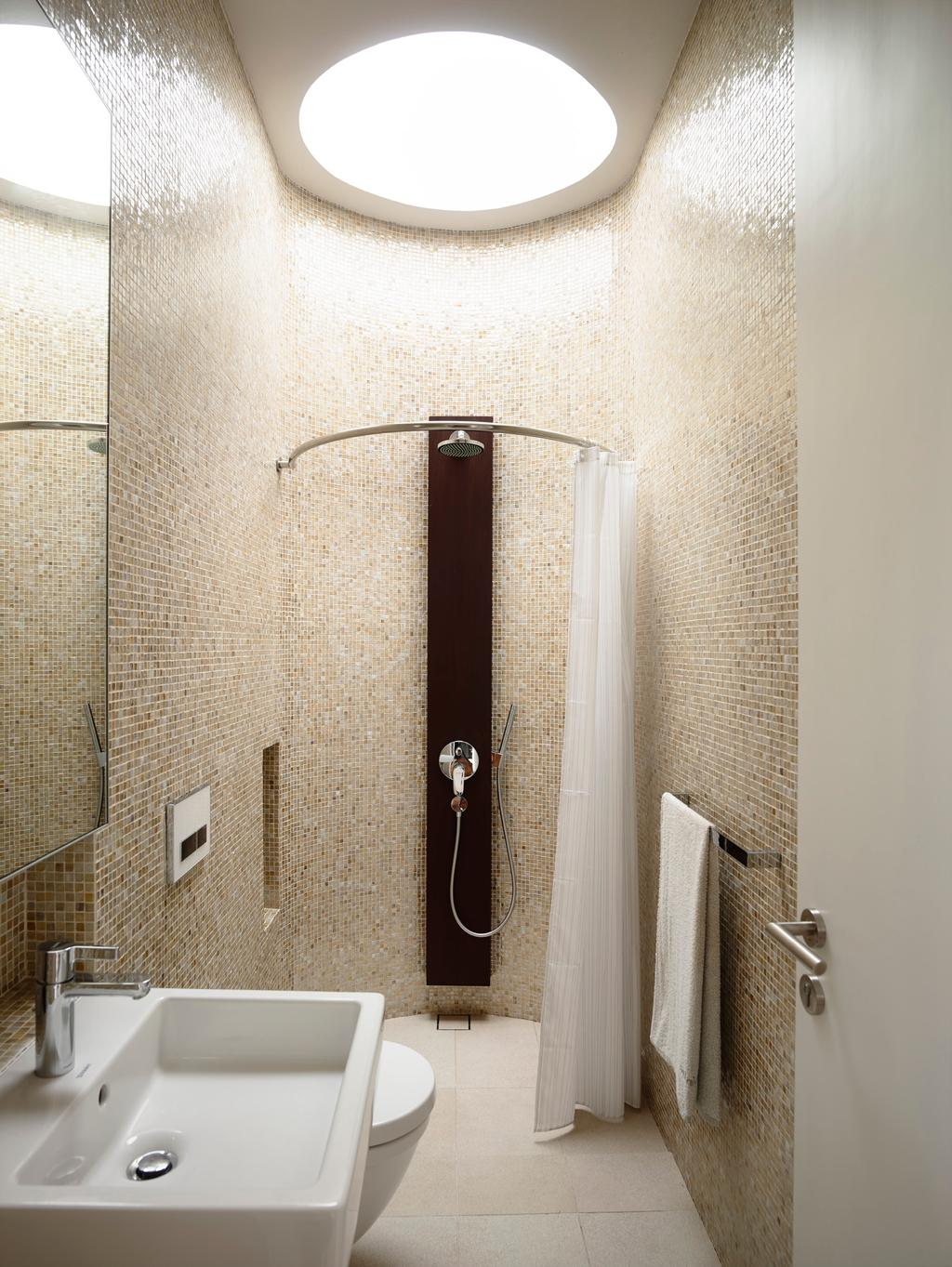 Contemporary, Landed, Bathroom, Princess of Wales, Architect, HYLA Architects