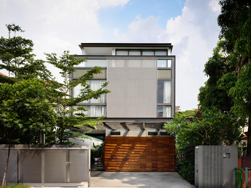 Contemporary, Landed, Princess of Wales, Architect, HYLA Architects