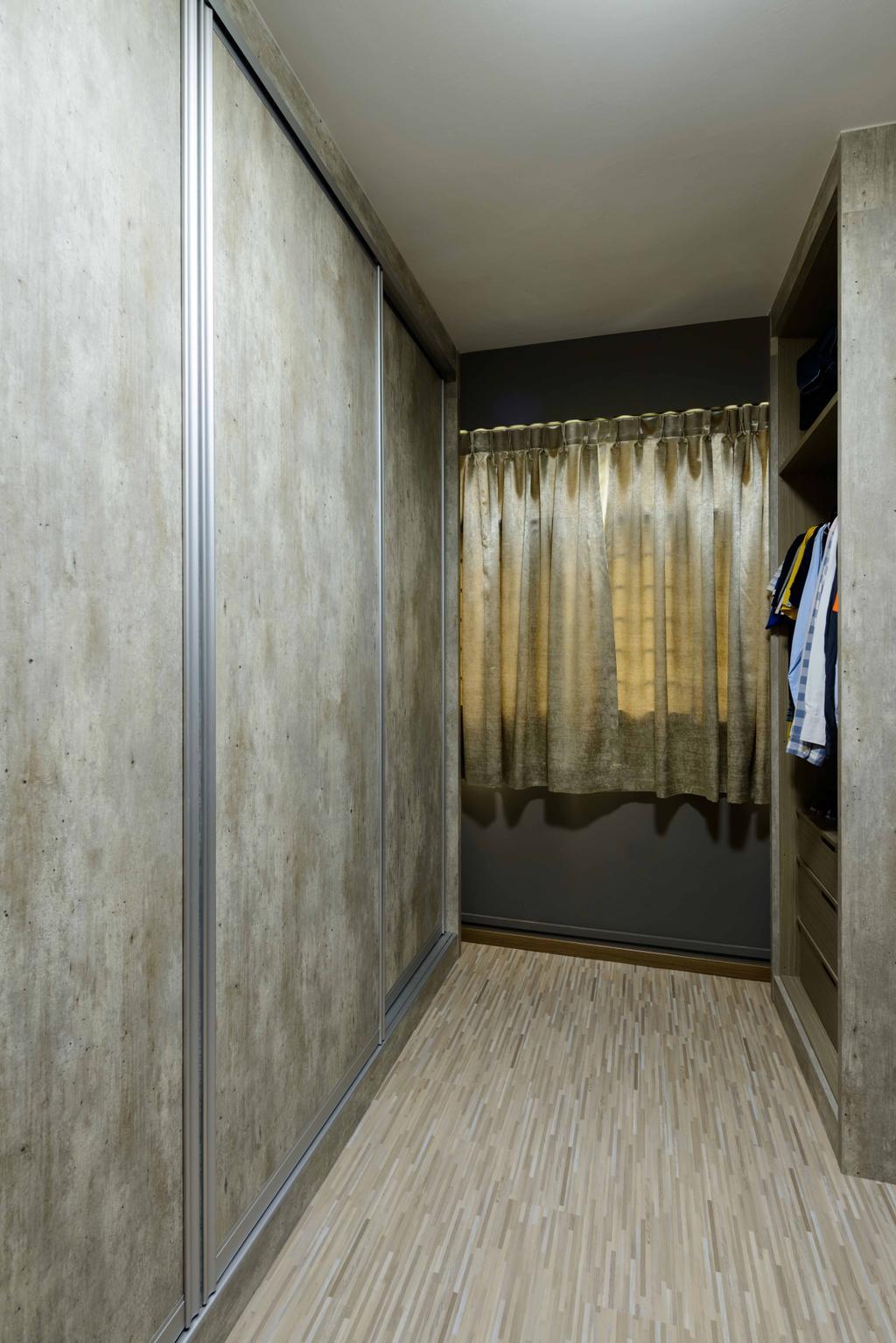 Scandinavian, HDB, Fernvale Link, Interior Designer, Starry Homestead, Curtain, Home Decor