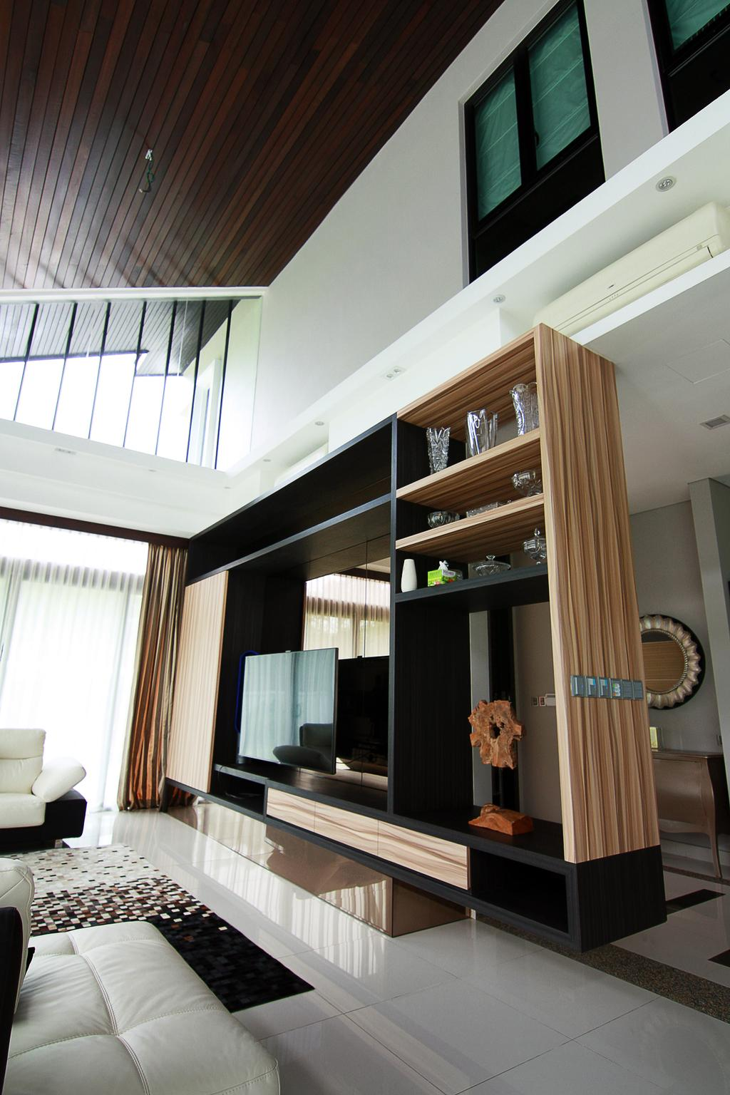 Contemporary, Landed, Forte, Bukit Jelutong, Interior Designer, EA Alam Reka, Eclectic, Minimalistic