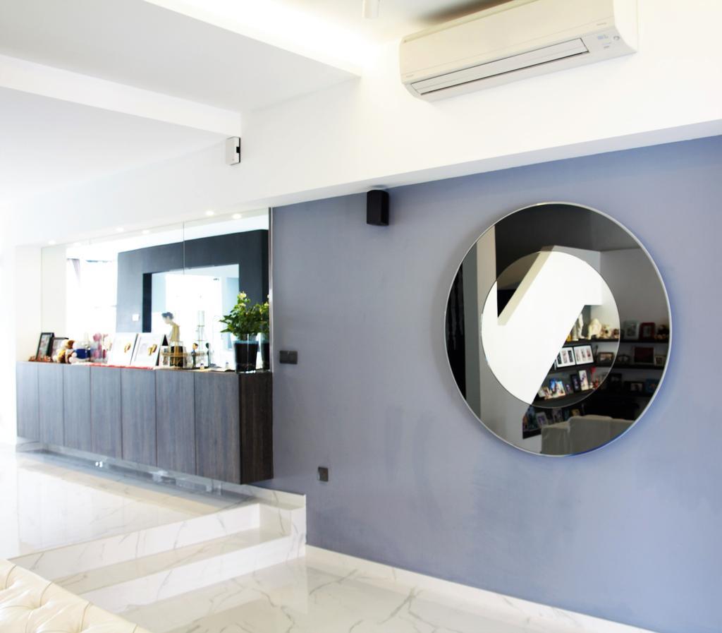 Landed, Bedok, Interior Designer, Intrigue-d Design Consultancy, Indoors, Interior Design