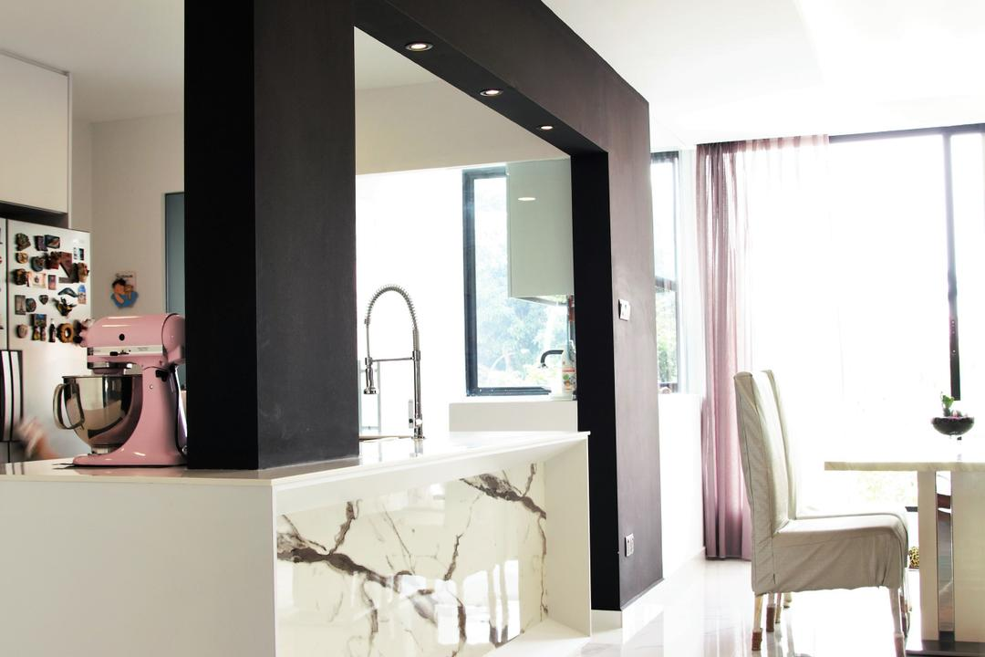 Bedok, Intrigue-d Design Consultancy, Landed, Bathroom, Indoors, Interior Design, Room, Mixer